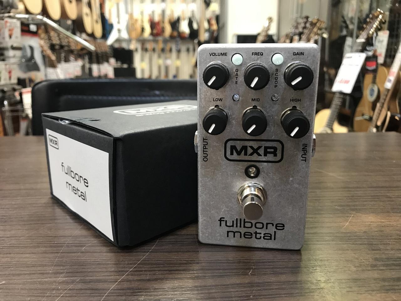 MXR M116 Fullbore Metal 【アウトレット特価】【ディストーション】