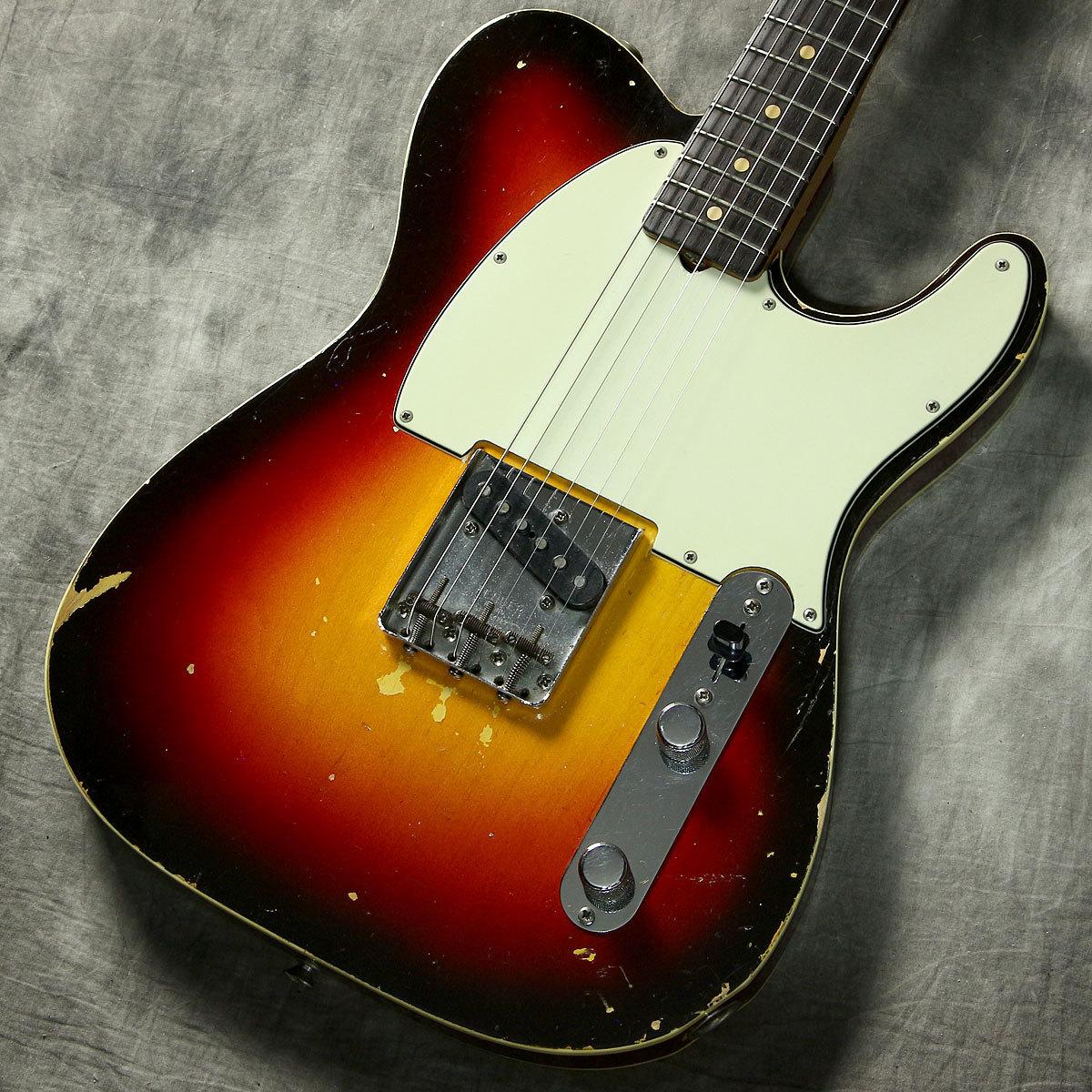 Fender 1963年製 Custom Esquire Sunburst S/N L16732 【御茶ノ水FINEST_GUITARS】