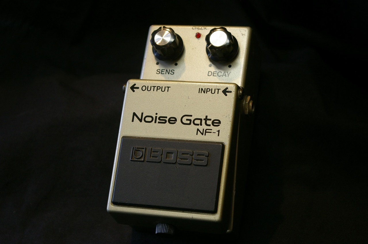 "BOSS NF-1 Noise Gate ""MADE IN JAPAN"""