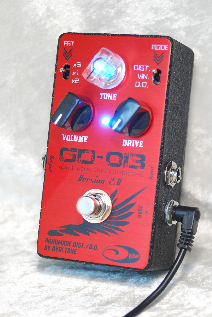 Ovaltone GD-013 Version2  ☆送料無料☆