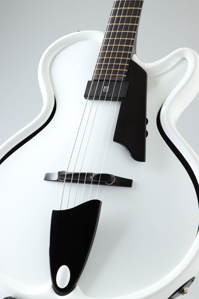 Mario Beauregard MB White Arch Top