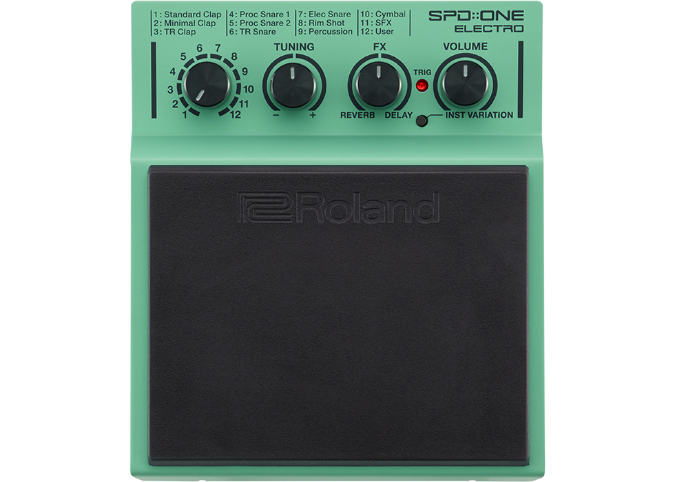 Roland SPD :: ONE ELECTRO SPD-1E [(except islands)]