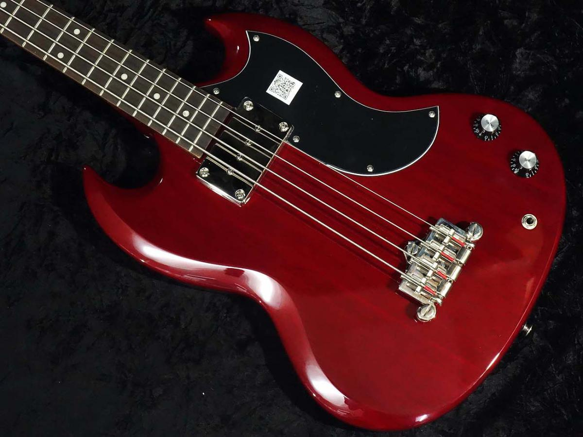 Epiphone EB-0 Cherry [the end of the year big thank Sale]