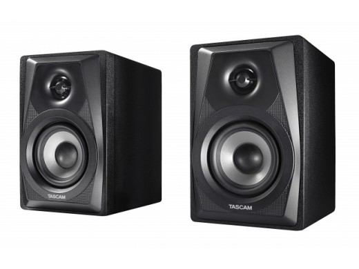 [High-quality monitor speakers !! even in small] Tascam VL-S3