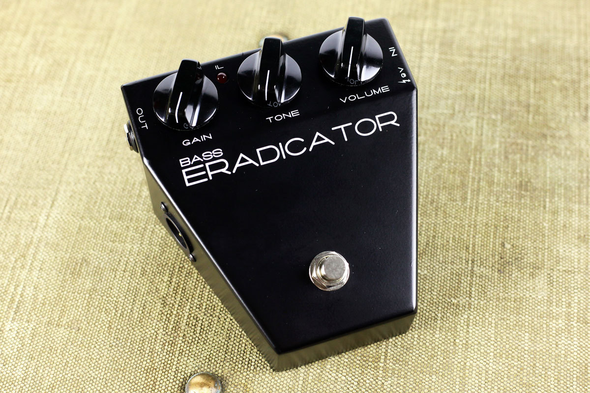 Satellite Amplifiers BASS ERADICATOR OVERDRIVE / DISTORTION