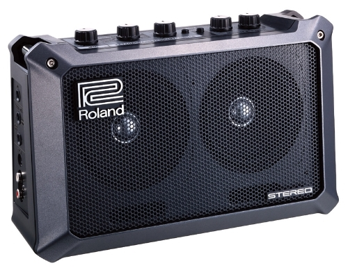 Roland Mobile Cube (MB-CUBE) Battery Powered Stereo Amplifier 【WEBSHOP】