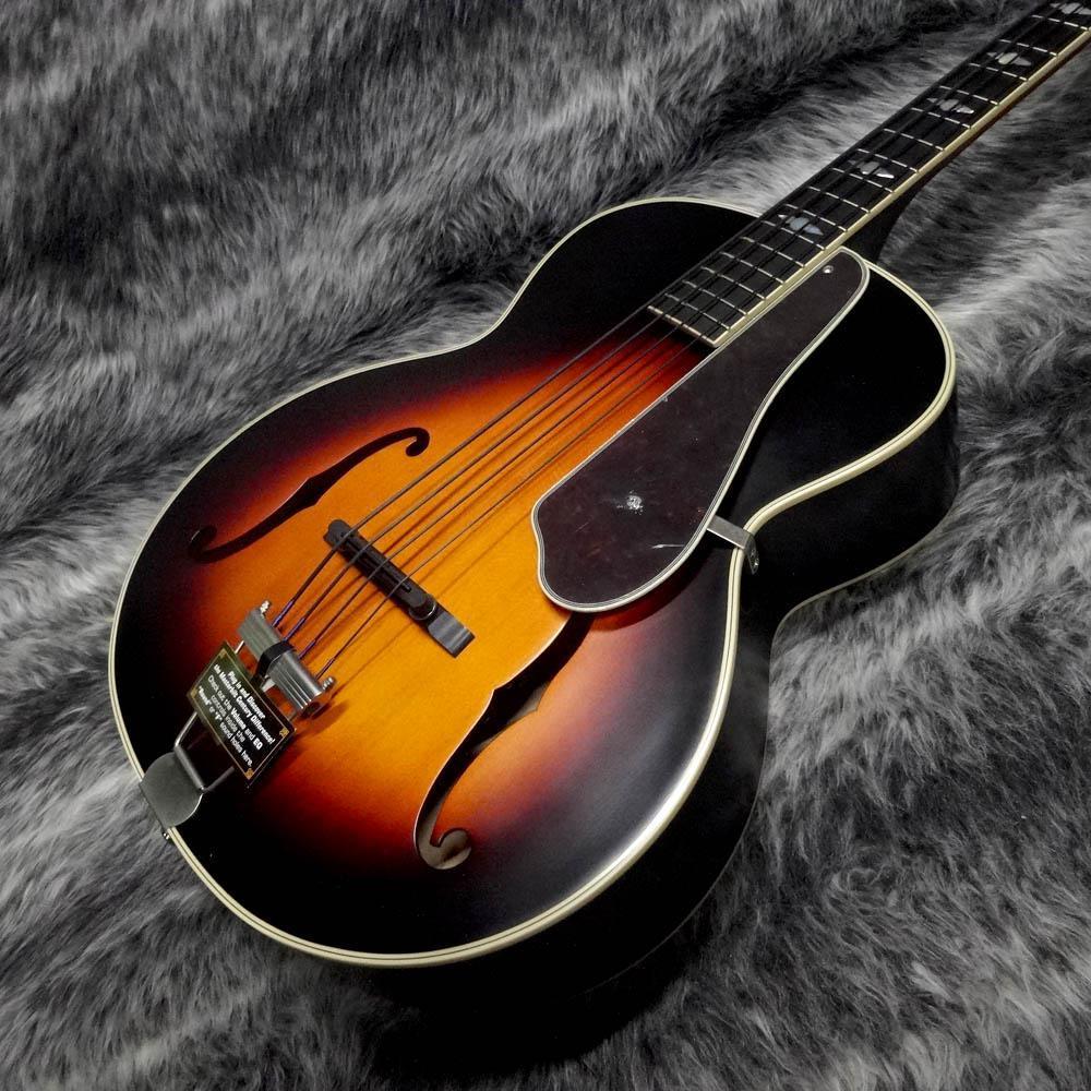 Epiphone Masterbilt Century De Luxe Classic Bass Vintage Sunburst