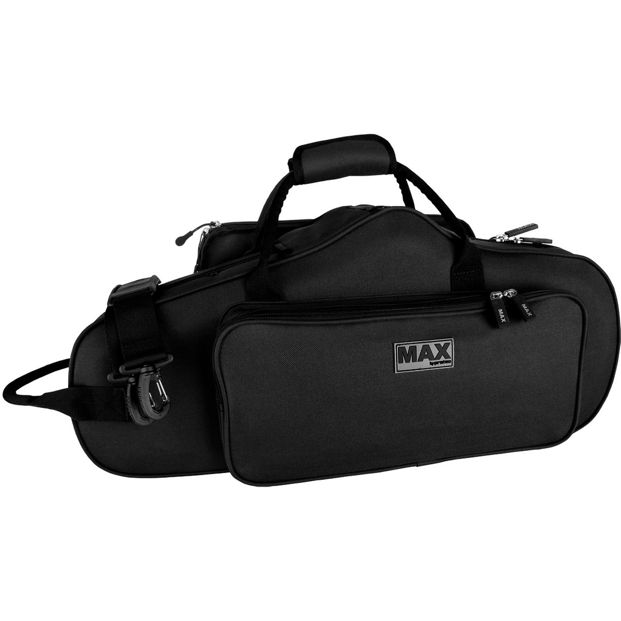PRO TEC MX-304CT [Semi-hard case for alto sax] Black
