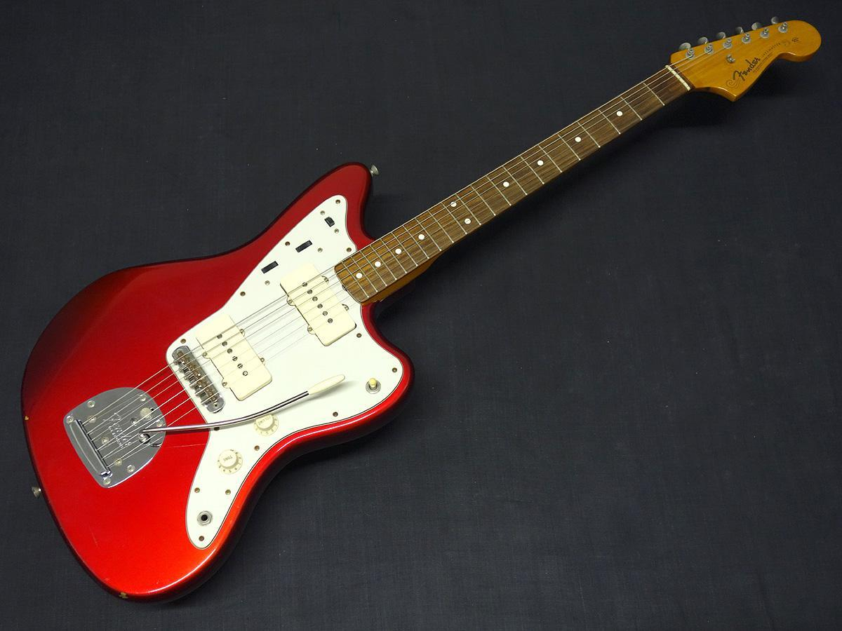 Fender American Vintage 62 Jazzmaster Candy Apple Red - Made in 2000] [Gifu shop]