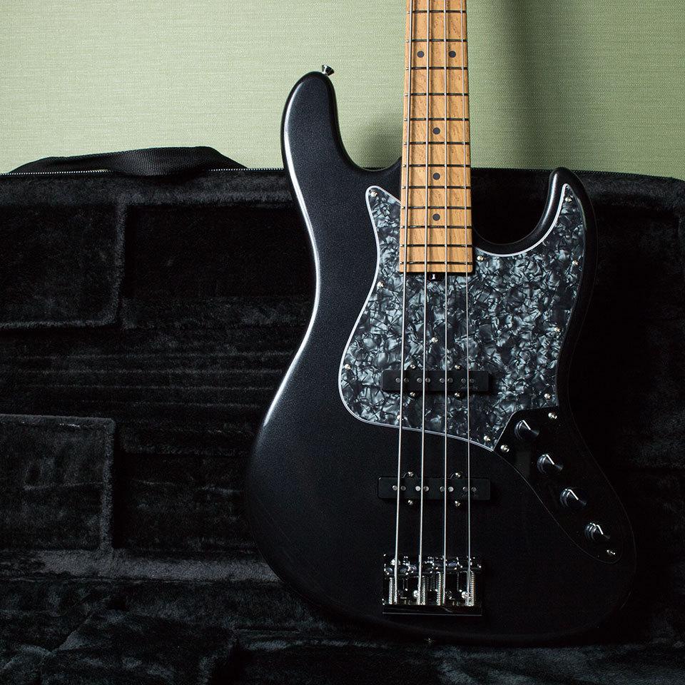 Sadowsky TYO Modern Edge 4string J Bass Chacoal Frost Metallic