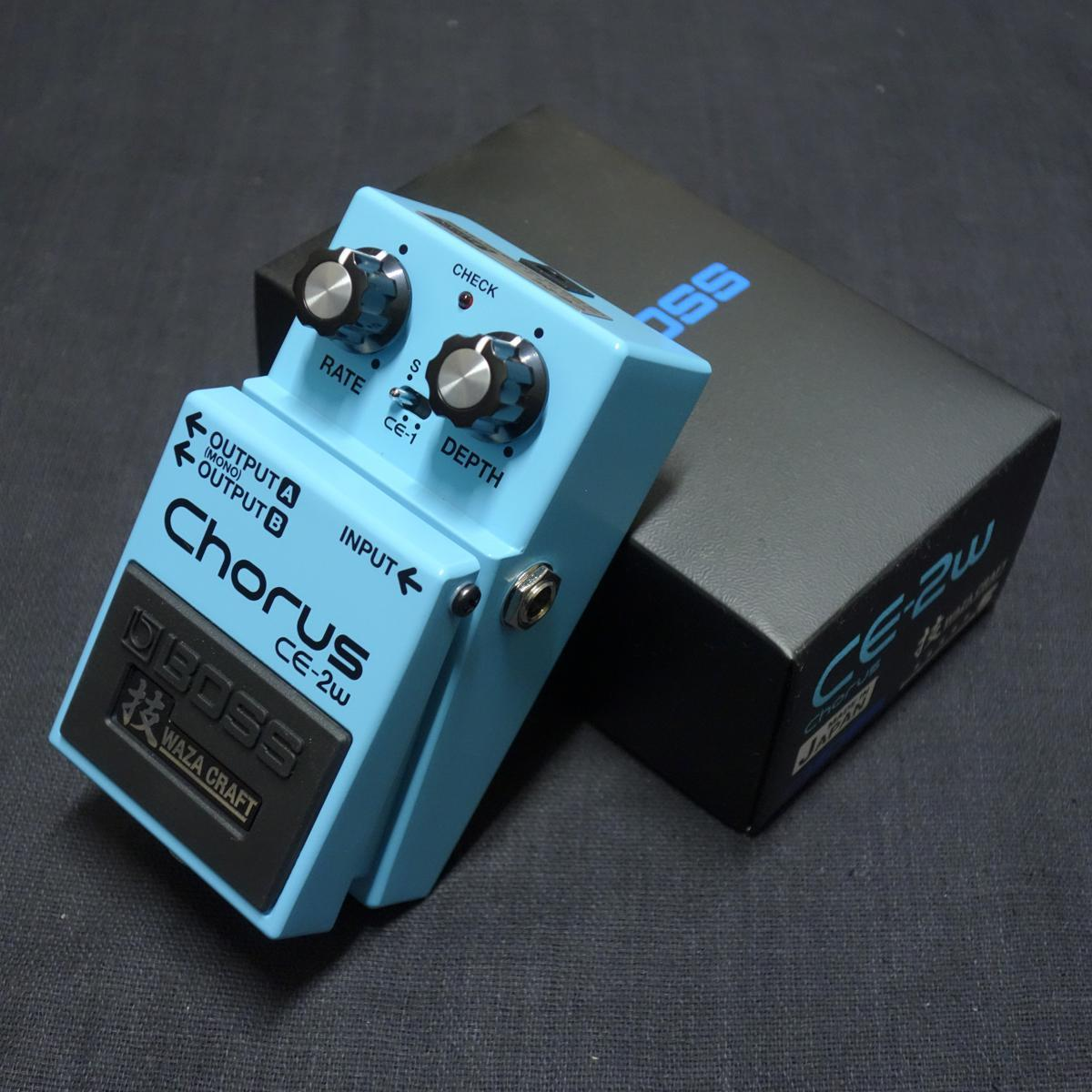 BOSS CE-2W Chorus [instant delivery possible!]