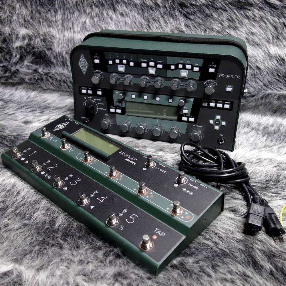 Kemper Power Head & Profiler Remote