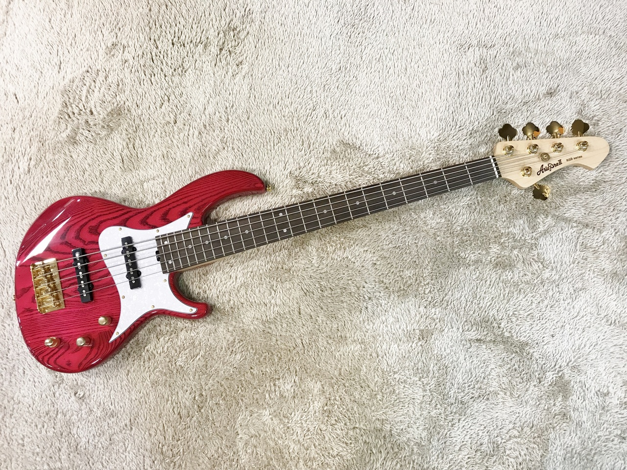 Aria Pro II RSB-42AR / 5 SPK Outlet Specials] [5 string bass]
