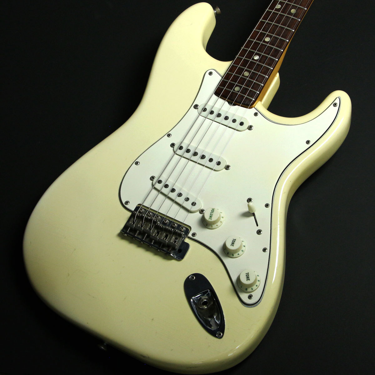 Fender made 1968 Stratocaster Olympic White S / N: 223054 [Ochanomizu FINEST_GUITARS]