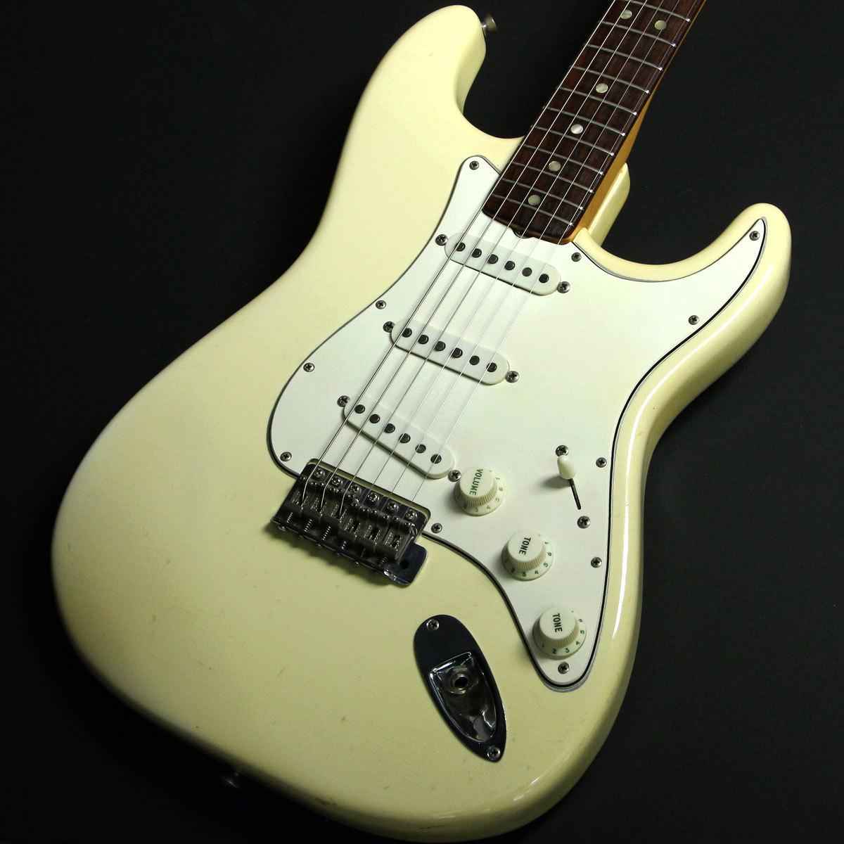 翼子板由1968年的Stratocaster奥运白色S / N:223054 [御茶水FINEST_GUITARS]