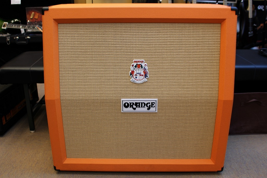 ORANGE PPC412 AD Cabinet 【】【Made in UK】