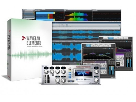 [New special price Limited number!] Steinberg WaveLab8 Elements [available in the latest 9.5 Elements!]