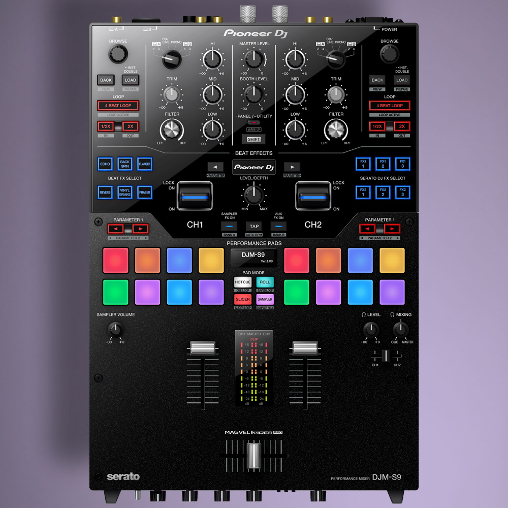 Pioneer Dj DJM-S9 [] [can be divided!]