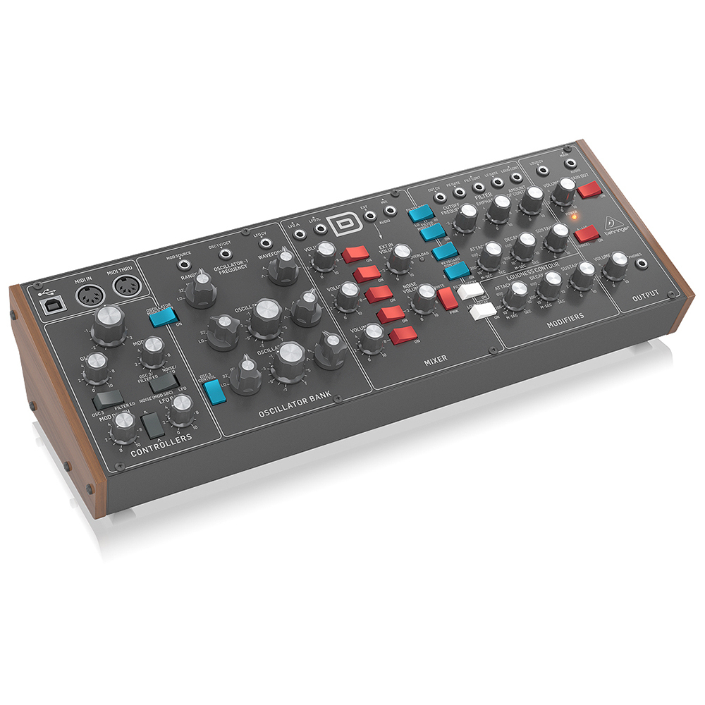 BEHRINGER BEHRINGER MODEL D [November 21, will be released! Initial stock-minute booking in the receptionist!]