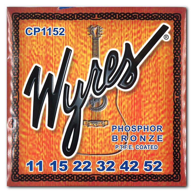 Wyres CPseries PTFE Enhanced CP1152 (.011-.052)