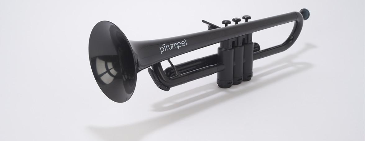 pInstruments pTrumpet black [plastic trumpet] [instant delivery]