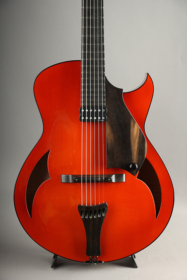 Marchione 15 Inch Archtop Custom Order 24 3/4 Scale 2015