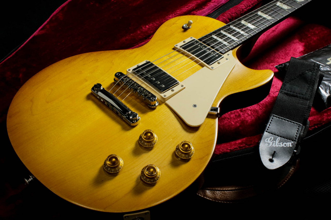 Gibson Les Paul Tribute 2019 Satin Honeyburst