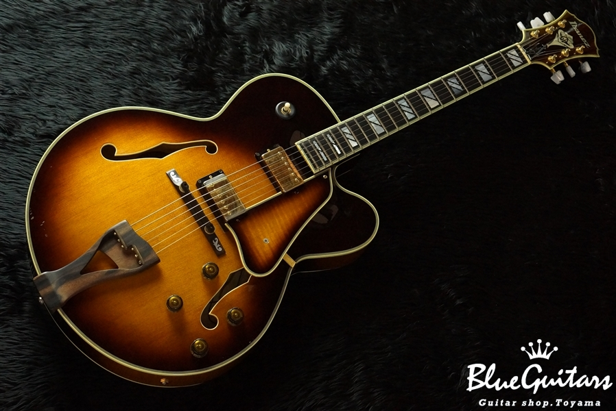 Ibanez George Benson GB5 - Brown Sunburst