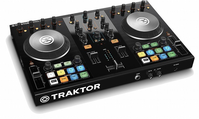 NATIVE INSTRUMENTS TRAKTOR KONTROL S2 MK2 as long as exhibit