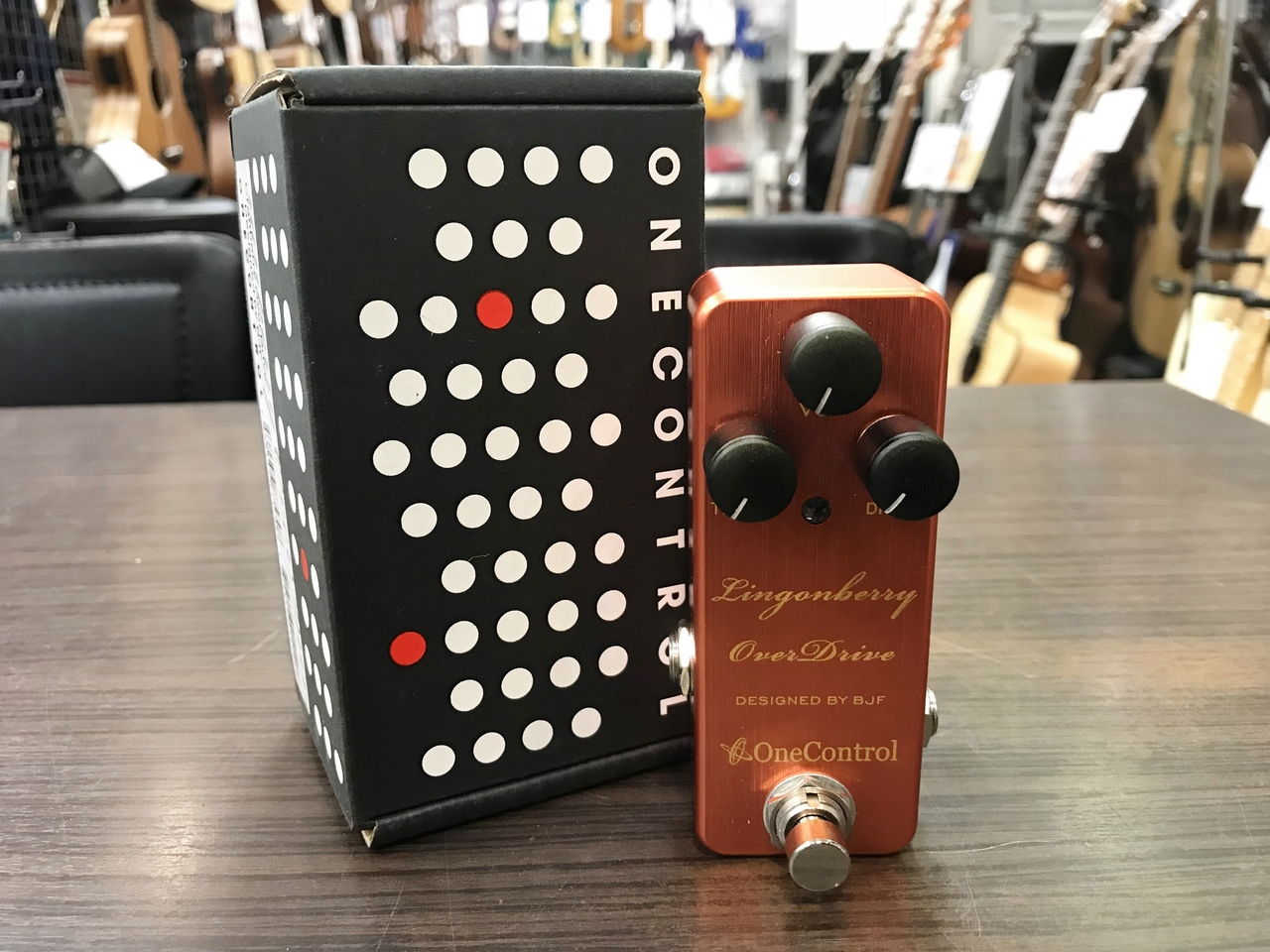 ONE CONTROL Lingonberry OverDrive 【展示処分特価】【オーバードライブ】