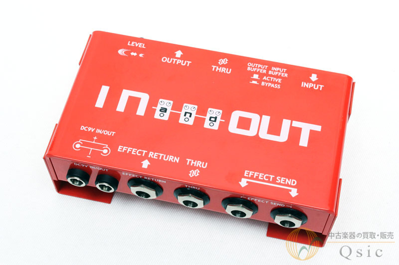 Custom Audio Japan (CAJ) In and Out [NE391]