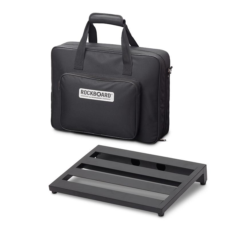 ROCKBOARD by WARWICK Club with Gigbag pedal board + gig bag set [exhibition disposal Specials