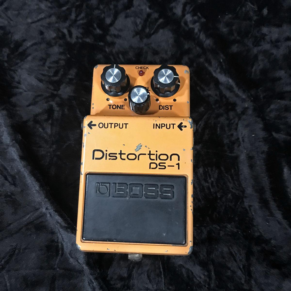 BOSS DS-1 1979年製 銀ネジ Made In Japan