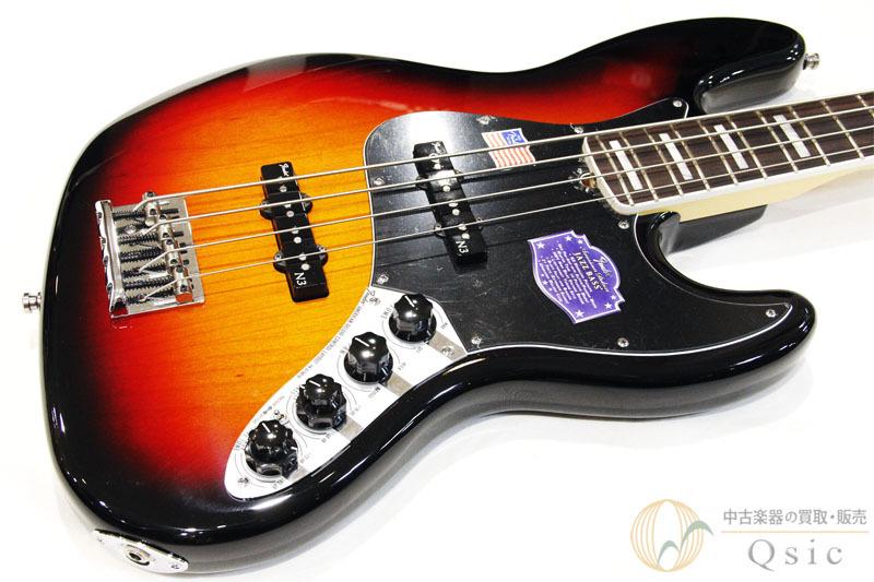Fender USA American Deluxe Jazz Bass N3 Sunburst 2013年製 【返品OK】[WF652]