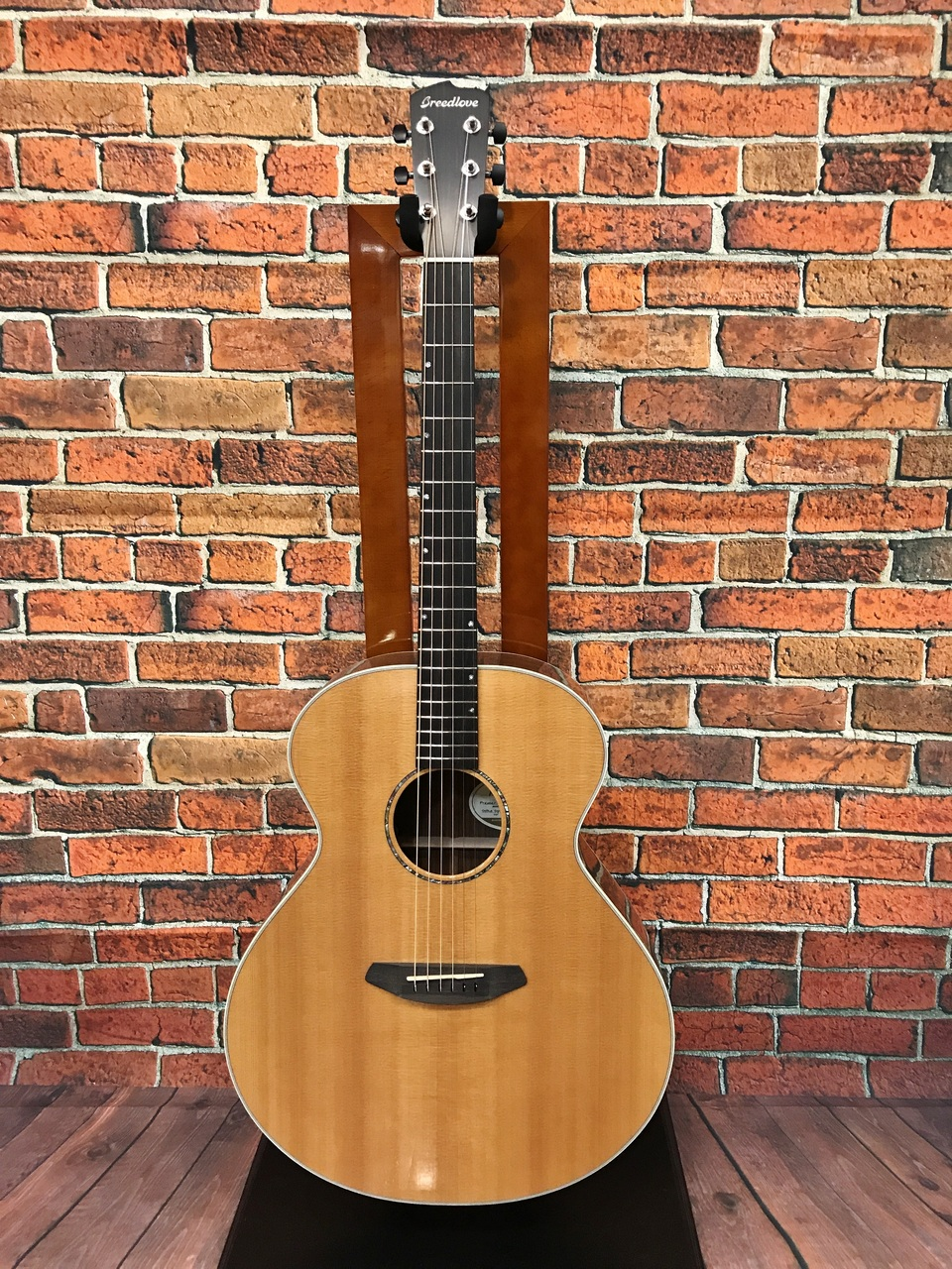Breedlove Premier Series J22E Outlet Specials] [production completion model]