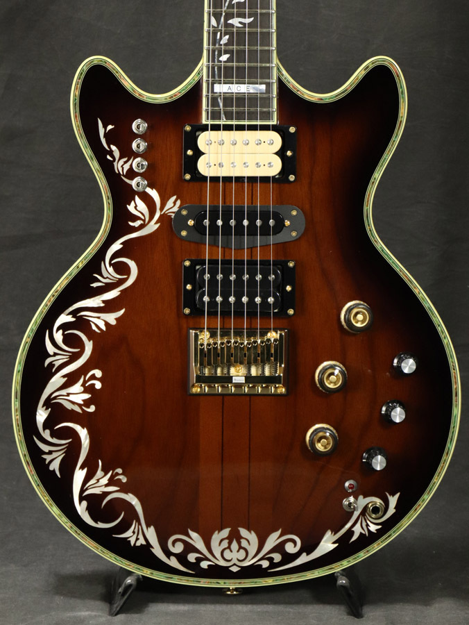 Ibanez BWM1 Bob Weir Signature Brown Sunburst 【梅田店】