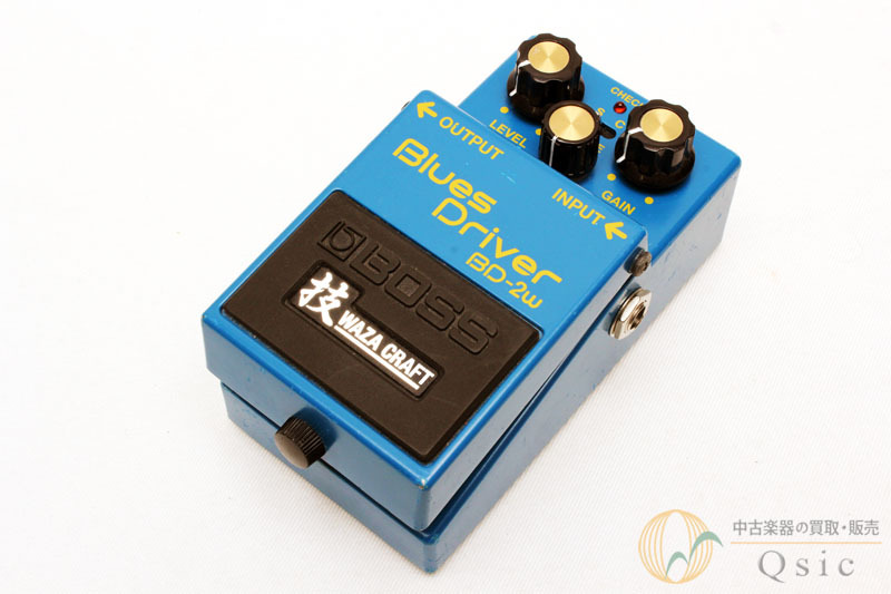 BOSS BD-2W BluesDriver WAZA Craft made 2014 [NE707]
