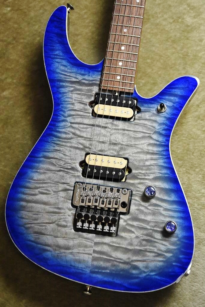 Crews Maniac Sound Kurosawa Custom Order Ab's 6st Aqua Blue # 170472【杢目選定品】チョイ傷特価!