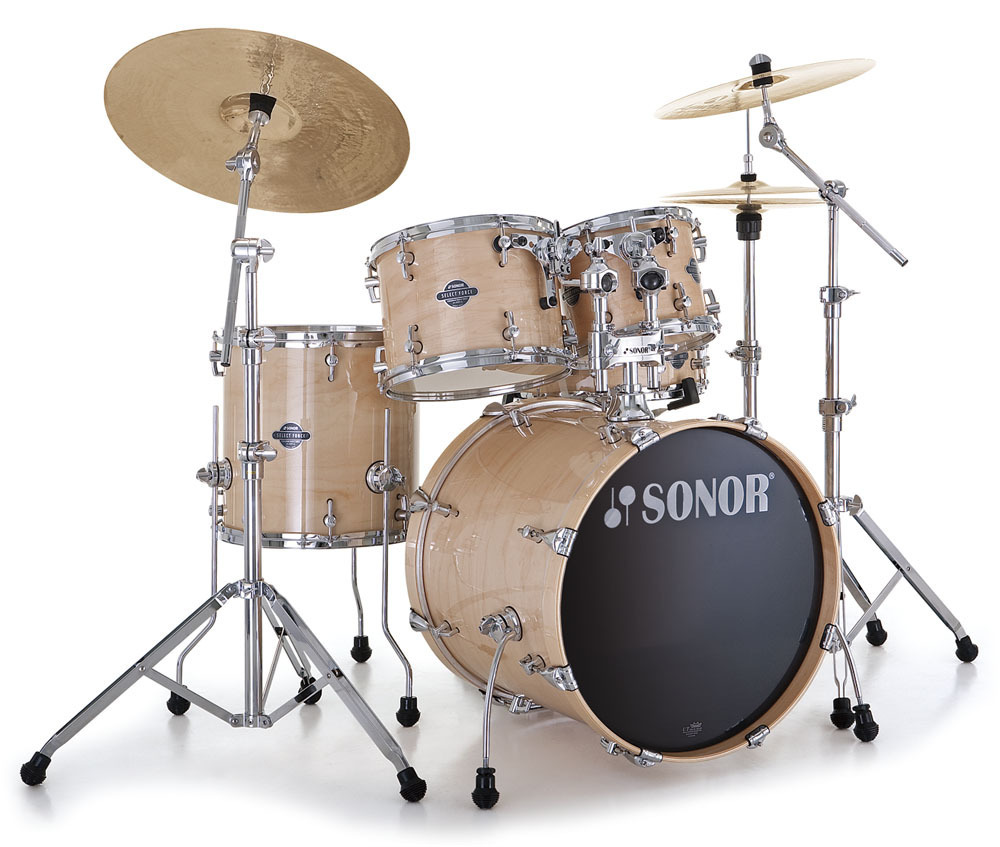 Sonor SELECT FORCE Siries Studio Set SEF11ST [final bargain basement !! 43% OFF !!!! for out of print]