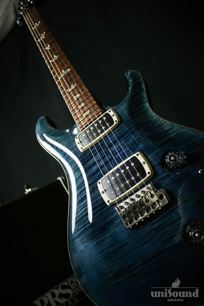 Paul Reed Smith(PRS) 408MT Whale Blue 2012年製