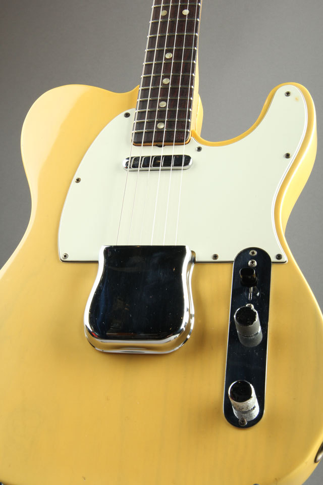 Fender 1972-73 Telecaster Blonde / Rose