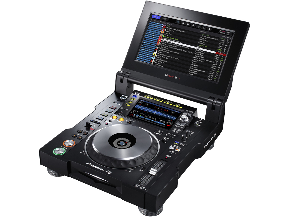 Pioneer Dj CDJ-TOUR1 [price revision! Now more affordable!] []