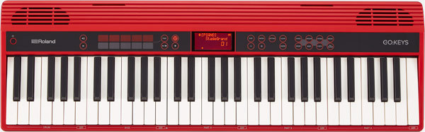 Roland GO: KEYS Entry Keyboard (GO-61K