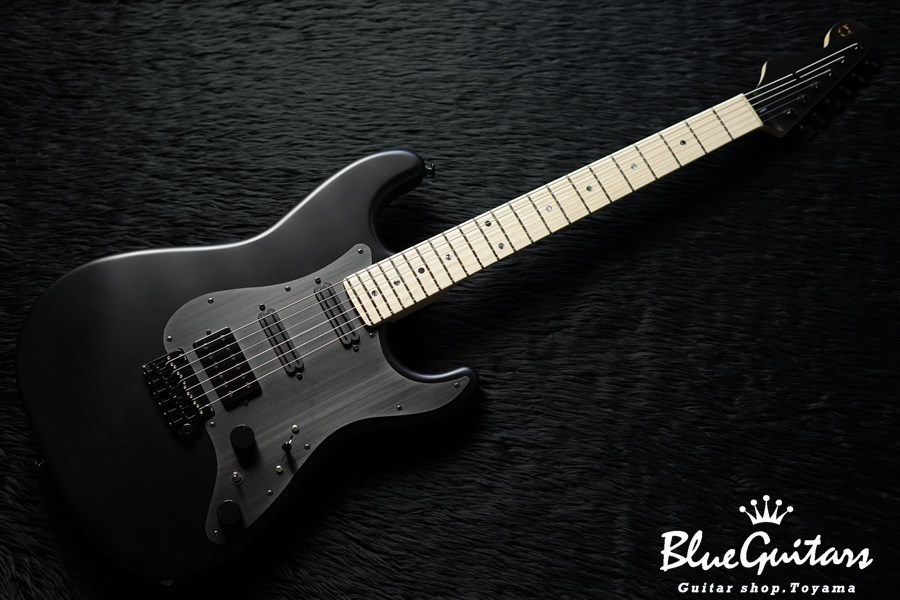 "Black Smoker SIGMA RH HHH - Matte Black ""Sound Messe in OSAKA 2019 Show Model"""
