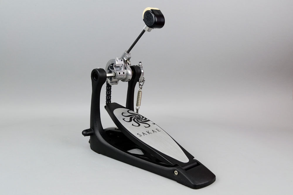 SAKAE Excalibur drum pedal XDP200S Sakae exhibit the latest deals,