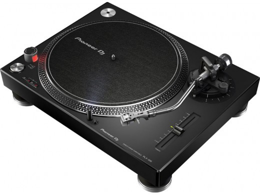Pioneer Dj PLX-500 BK [best-selling turntable!] []