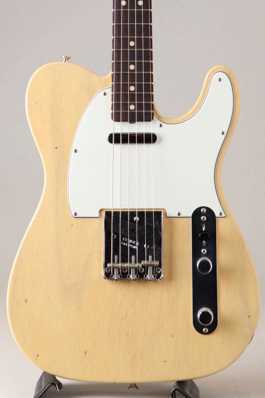 Fender Custom Shop 2018 NAMM LIMITED 1963 Telecaster Journeyman Relic Aged Honey Blonde