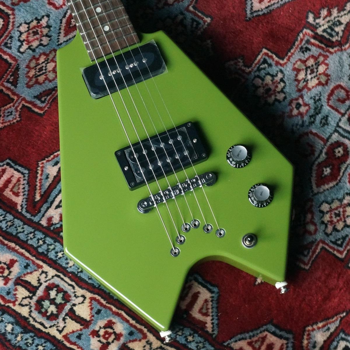 Crews Maniac Sound Fallin' Angel Olive 【軽量ボディを採用したクルーズ渾身の国産コンパクトギター。】