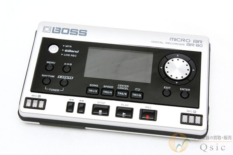 BOSS Micro BR BR-80 2015年製 [NE115]