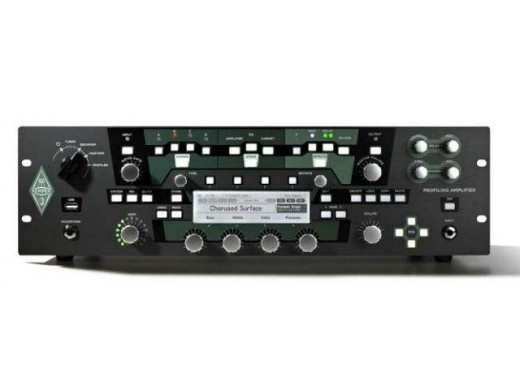 Kemper Rack Built in PowerAmp [only one possible instant delivery !! of course !!]